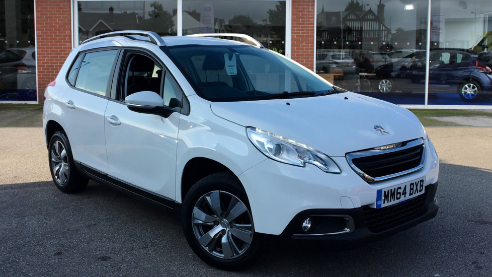 Used Peugeot 2008 SUV 1.2 VTi PureTech Active 5dr