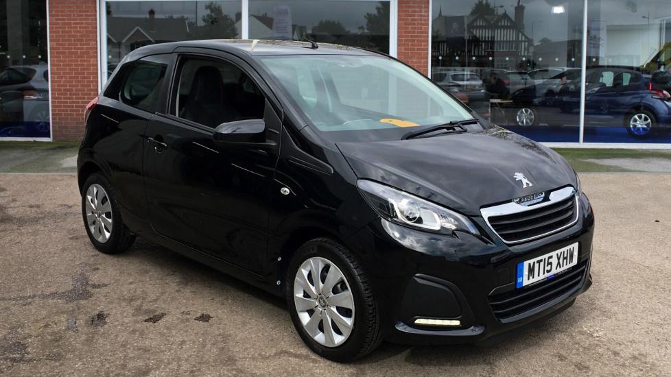 Used Peugeot 108 Hatchback 1.0 VTi Active 3dr EU5