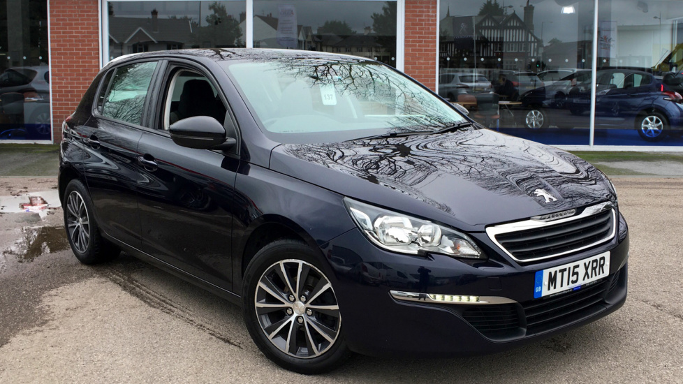 Used Peugeot 308 Hatchback 1.2 e-THP PureTech Active (s/s) 5dr
