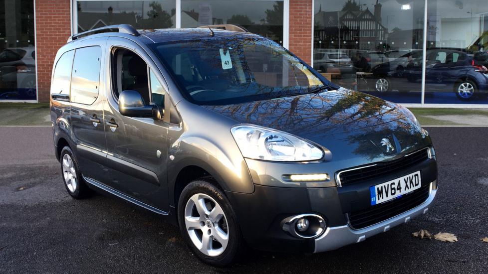 Used Peugeot PARTNER TEPEE MPV 1.6 HDi Tepee Outdoor MPV 5dr
