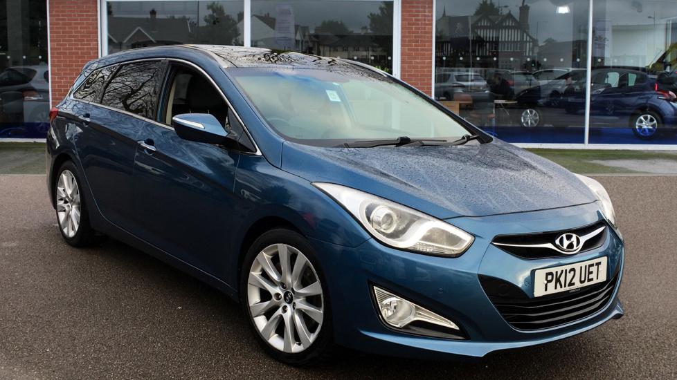 Used Hyundai I40 Estate 1.7 CRDi Premium 5dr