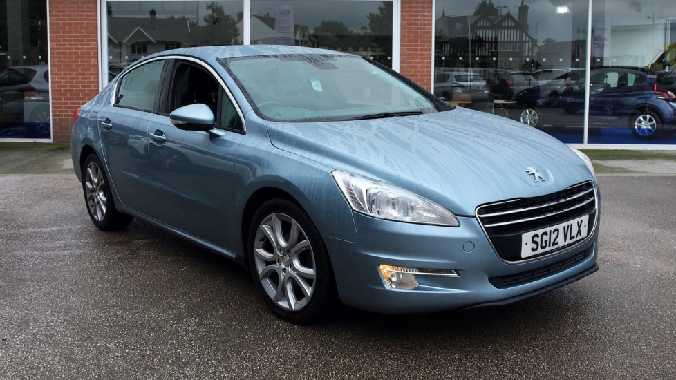 Used Peugeot 508 Saloon 2.0 HDi FAP Active 4dr