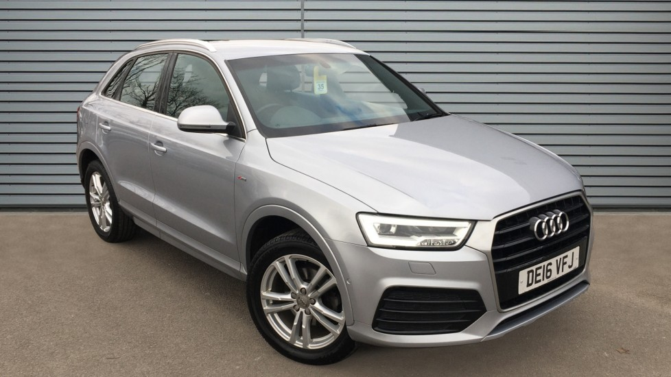 Used Audi Q3 SUV 1.4 TFSI CoD S line S Tronic (s/s) 5dr