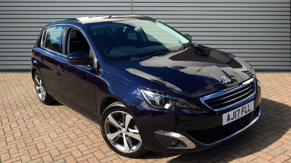 Used Peugeot 308 Hatchback 1.2 PureTech Allure EAT6 (s/s) 5dr