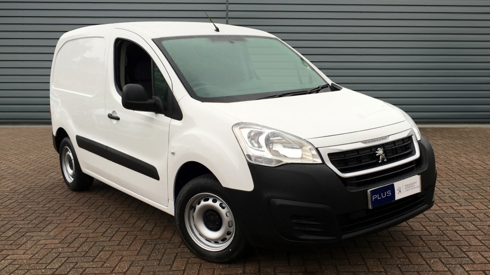 Used Peugeot PARTNER Panel Van 1.6 HDi S L1 625 4dr