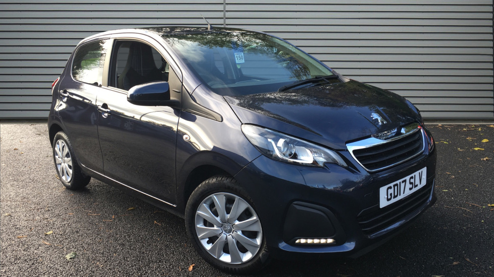 Used Peugeot 108 Hatchback 1.0 VTi Active 5dr