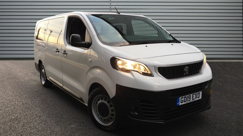 Used Peugeot Expert Other 2.0 BlueHDi Long Combi EAT8 (s/s) 5dr (2 Seat)