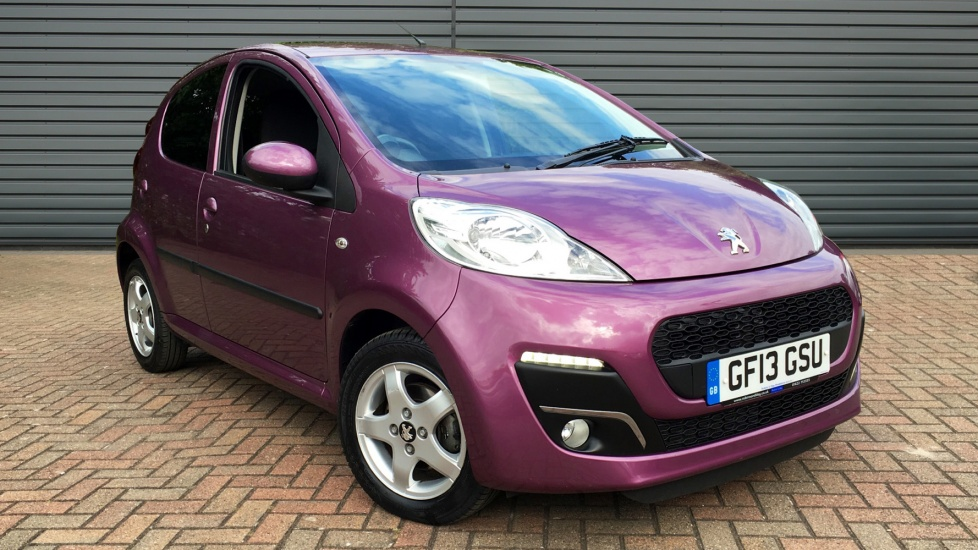 Used Peugeot 107 Hatchback 1.0 12v Allure 5dr