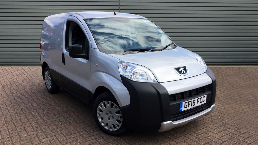 Used Peugeot BIPPER Panel Van 1.3 HDi (Eu6) Professional ATV Panel Van 3dr