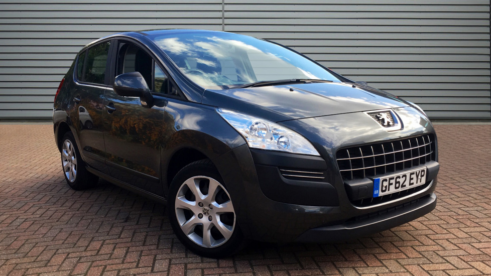 Used Peugeot 3008 SUV 1.6 HDi Access SUV 5dr
