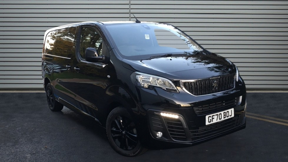 Used Peugeot Expert Panel Van 2.0 BlueHDi 1200 Sport Edition Standard Panel Van EAT8 SWB EU6 (s/s) 6dr
