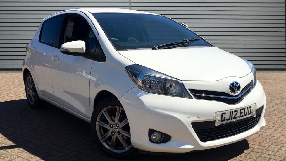 Used Toyota YARIS Hatchback 1.33 VVT-i SR 5dr