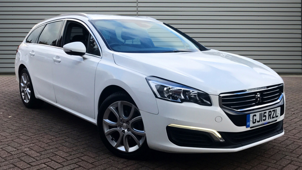 Used Peugeot 508 SW Estate 1.6 e-HDi Active 5dr (start/stop)