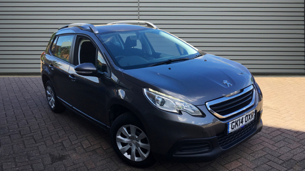 Used Peugeot 2008 SUV 1.4 HDi Access+ 5dr