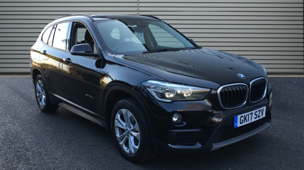 Used BMW X1 SUV 2.0 18d SE Auto xDrive (s/s) 5dr
