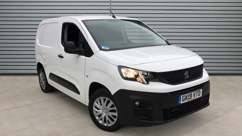 Used Peugeot Partner Panel Van 1.6 BlueHDi 1000 Professional Standard Panel Van SWB EU6 (s/s) 5dr