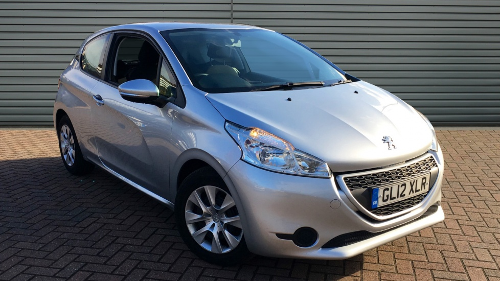 Used Peugeot 208 Hatchback 1.4 HDi FAP Access+ 3dr