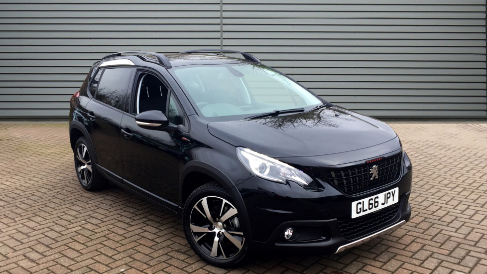 Used Peugeot 2008 SUV 1.6 BlueHDi GT-Line Station Wagon 5dr (start/stop)