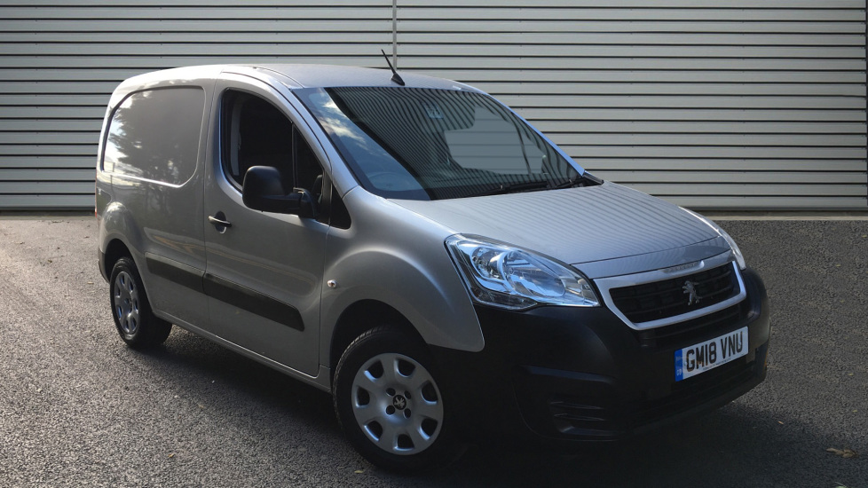 Used Peugeot Partner Panel Van 1.6 BlueHDi Professional L1 5dr