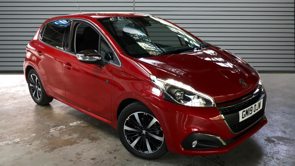 Used Peugeot 208 Hatchback 1.5 BlueHDi Tech Edition (s/s) 5dr