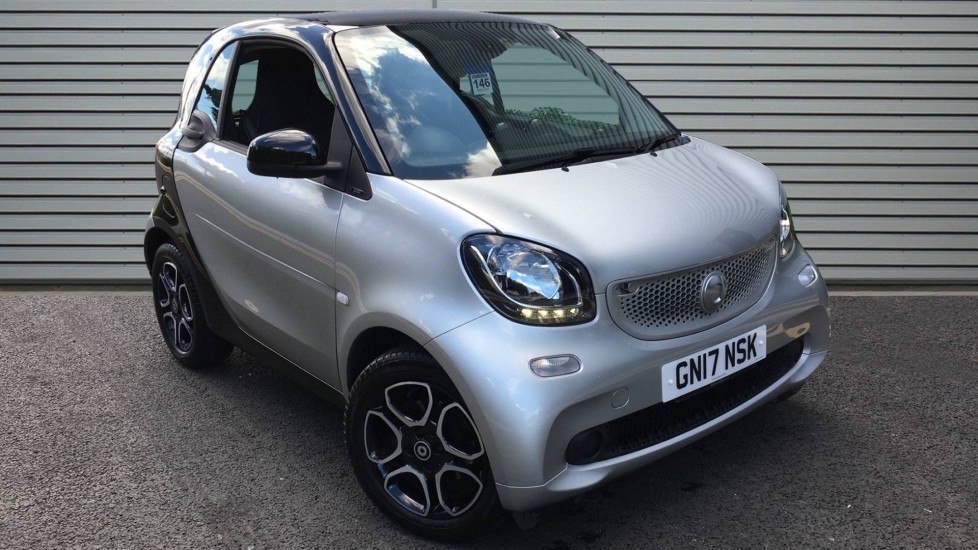 Used Smart fortwo Coupe 1.0 Prime (Premium) (s/s) 2dr
