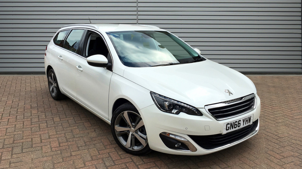 Used Peugeot 308 SW Estate 2.0 BlueHDi Allure 5dr