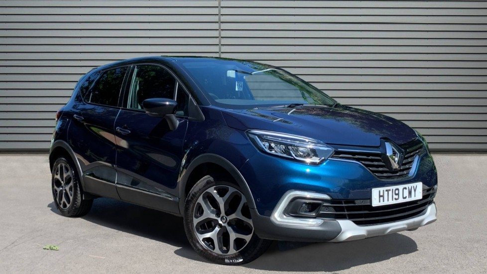 Used Renault Captur SUV 1.5 dCi ENERGY GT Line (s/s) 5dr
