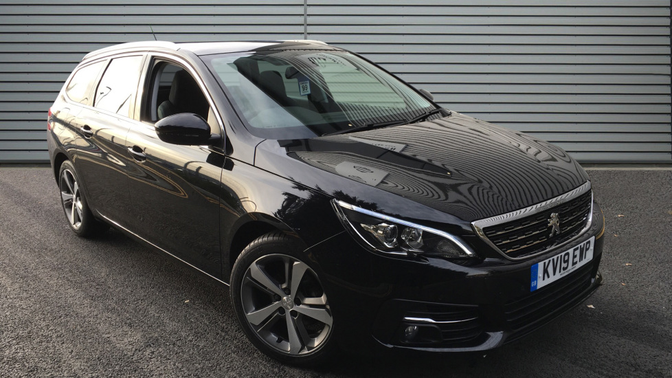 Used Peugeot 308 SW Estate 1.5 BlueHDi Allure (s/s) 5dr