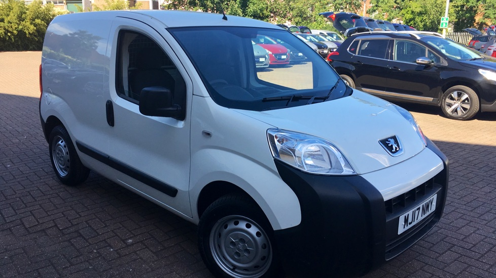 Used Peugeot BIPPER Panel Van 1.3 HDi (Eu6) S 3dr
