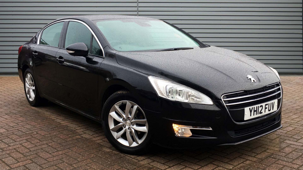 Used Peugeot 508 Saloon 1.6 HDi FAP Active 4dr