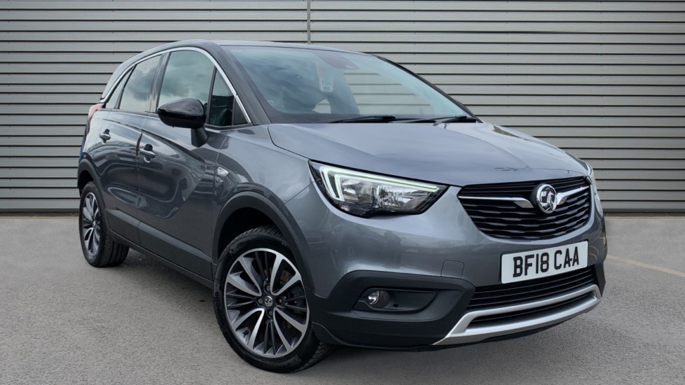Used Vauxhall Crossland X SUV 1.6 Turbo D BlueInjection Elite (s/s) 5dr