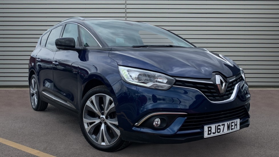 Used Renault Grand Scenic MPV 1.5 dCi Dynamique S Nav (s/s) 5dr