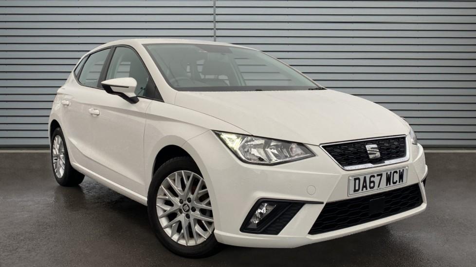 Used Seat Ibiza Hatchback 1.0 TSI SE Technology (s/s) 5dr