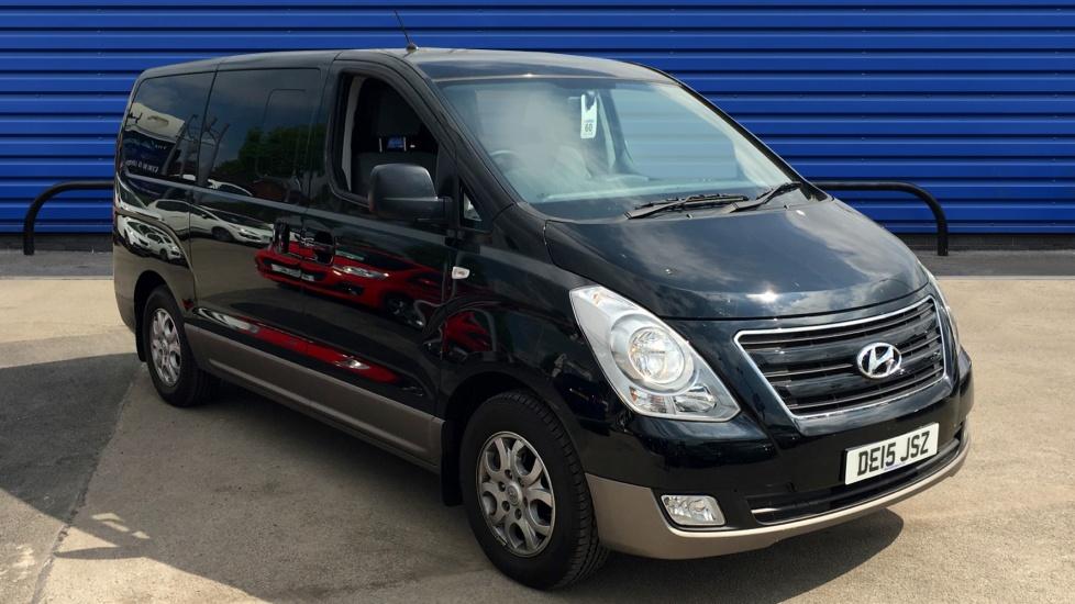 Used Hyundai I800 MPV 2.5 CRDi SE Bus 5dr (8 seats)