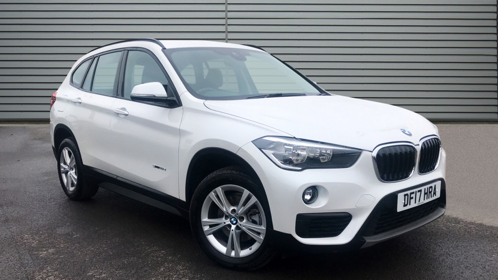 Used BMW X1 SUV 2.0 18d SE sDrive (s/s) 5dr