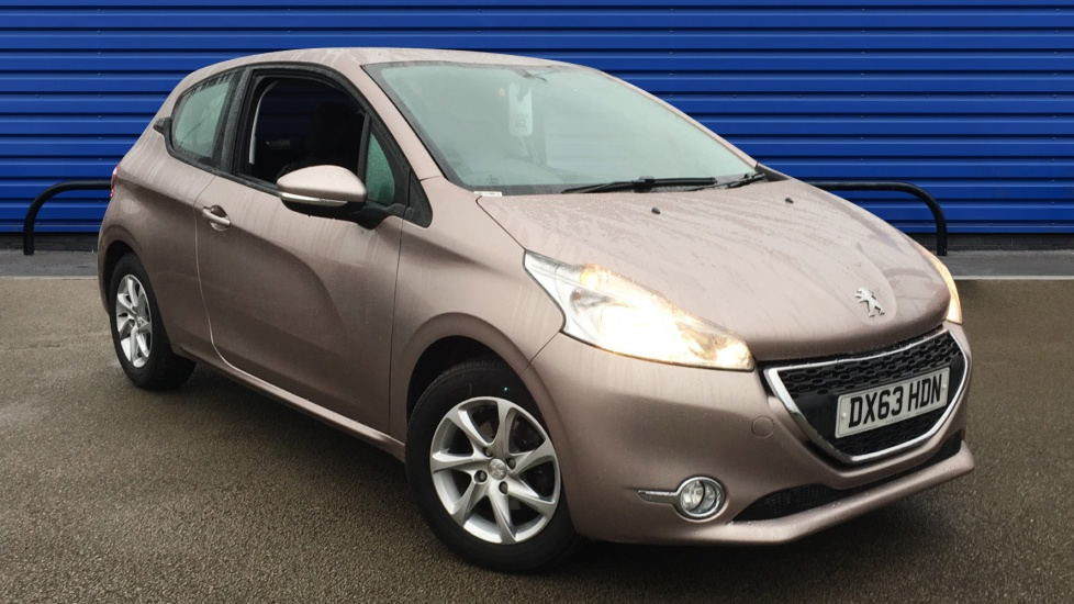 Used Peugeot 208 Hatchback 1.0 VTi Active 3dr