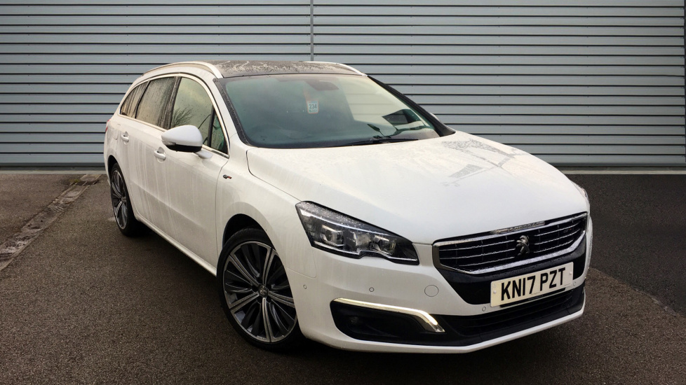 Used Peugeot 508 SW Estate 2.0 BlueHDi GT 5dr (start/stop)