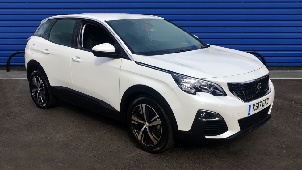 Used Peugeot 3008 SUV SUV 1.6 BlueHDi Active 5dr (start/stop)