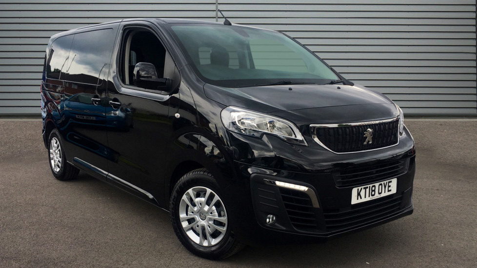 Used Peugeot TRAVELLER MPV 1.6 BlueHDi Business (s/s) 5dr (Standard)