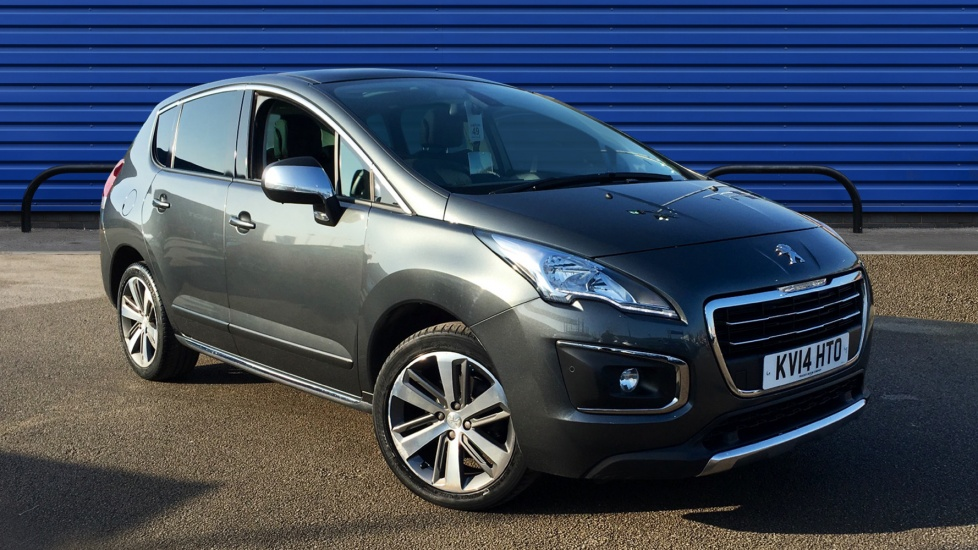 Used Peugeot 3008 Hatchback 2.0 HDi Allure 5dr