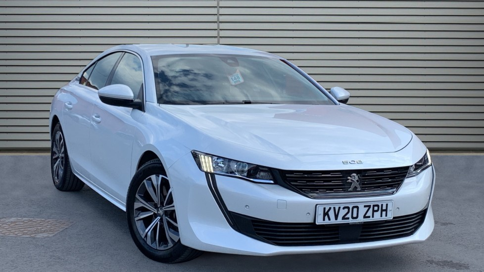 Used Peugeot 508 Hatchback 1.6 11.8kWh Allure Edition Fastback EAT (s/s) 5dr