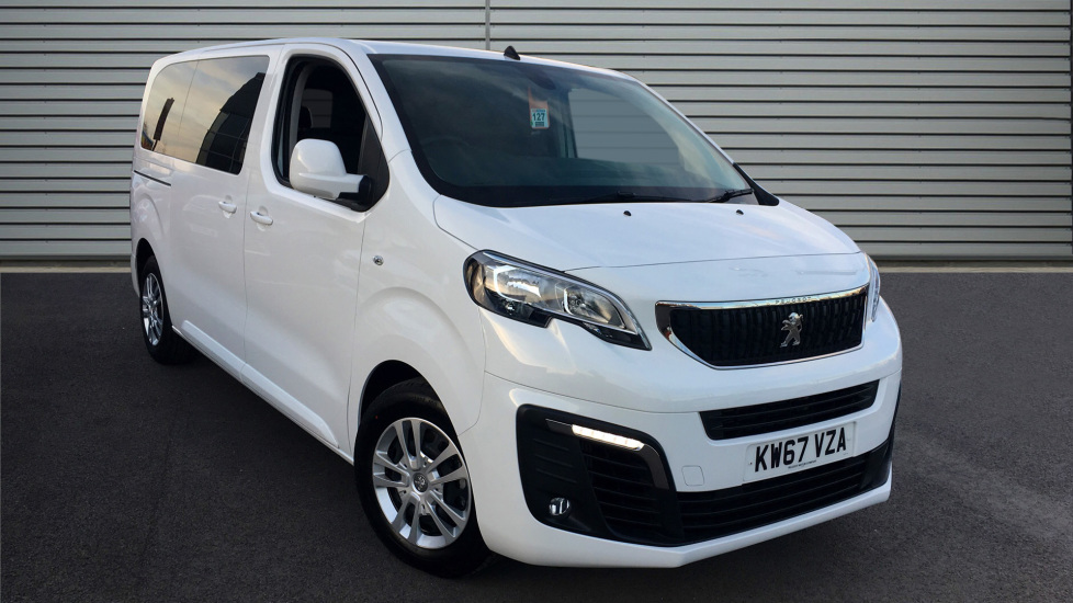 Used Peugeot TRAVELLER MPV 1.6 BlueHDi Business ETG6 (s/s) 5dr (Standard)