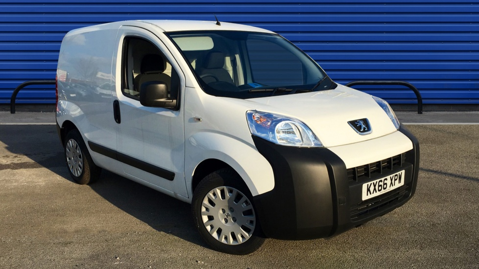 Used Peugeot BIPPER Panel Van 1.3 HDi (Eu6) SE 3dr