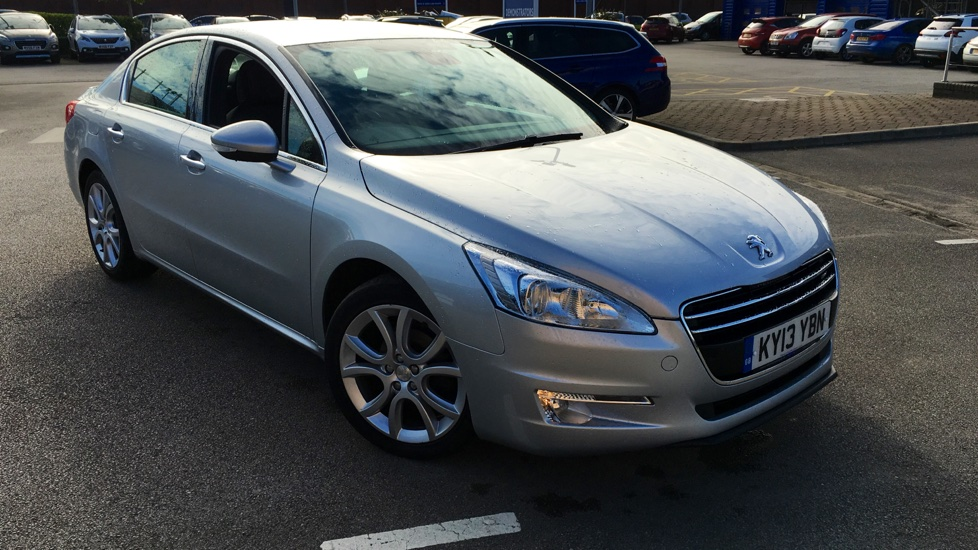 Used Peugeot 508 Saloon 1.6 e-HDi Allure EGC 4dr (start/stop)