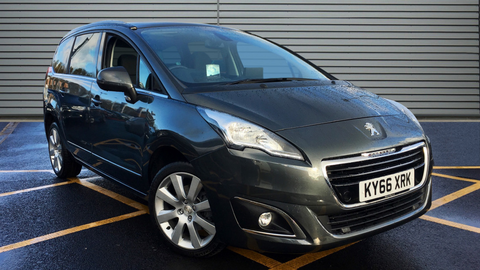 Used Peugeot 5008 MPV 1.6 BlueHDi Allure EAT6 5dr (start/stop)