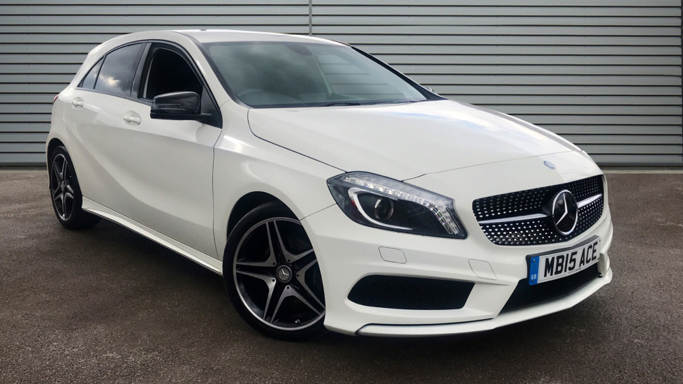 Used Mercedes-benz A CLASS Hatchback 2.1 A200 CDI AMG Night Edition 7G-DCT 5dr