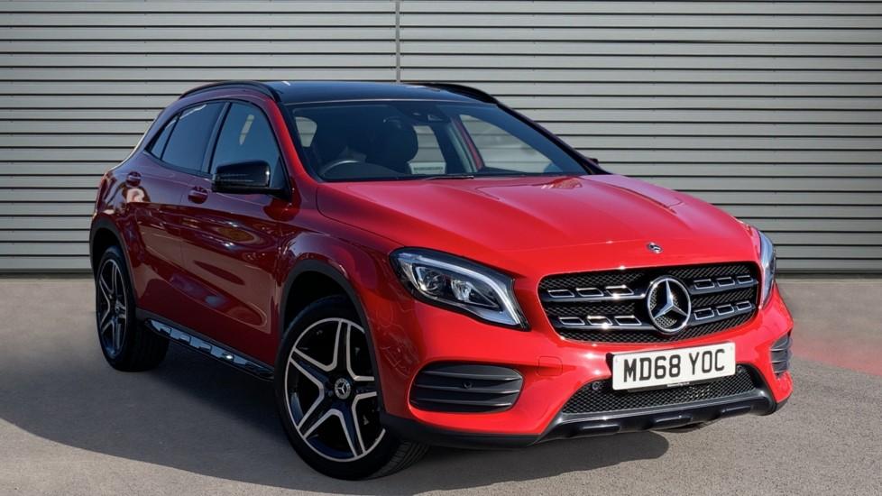 Used Mercedes-benz GLA Class SUV 1.6 GLA200 AMG Line (Premium Plus) (s/s) 5dr