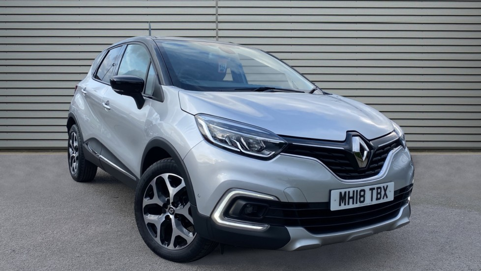 Used Renault Captur SUV 0.9 TCe ENERGY GT Line (s/s) 5dr