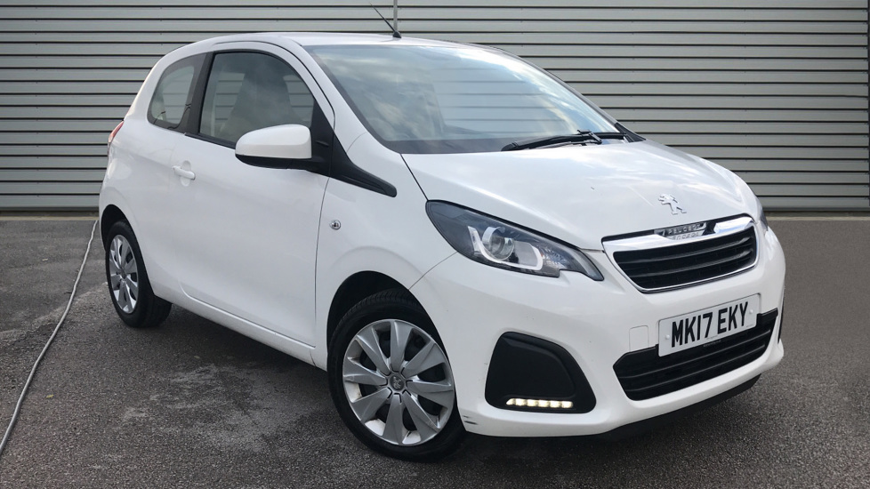 Used Peugeot 108 Hatchback 1.0 VTi Active 3dr