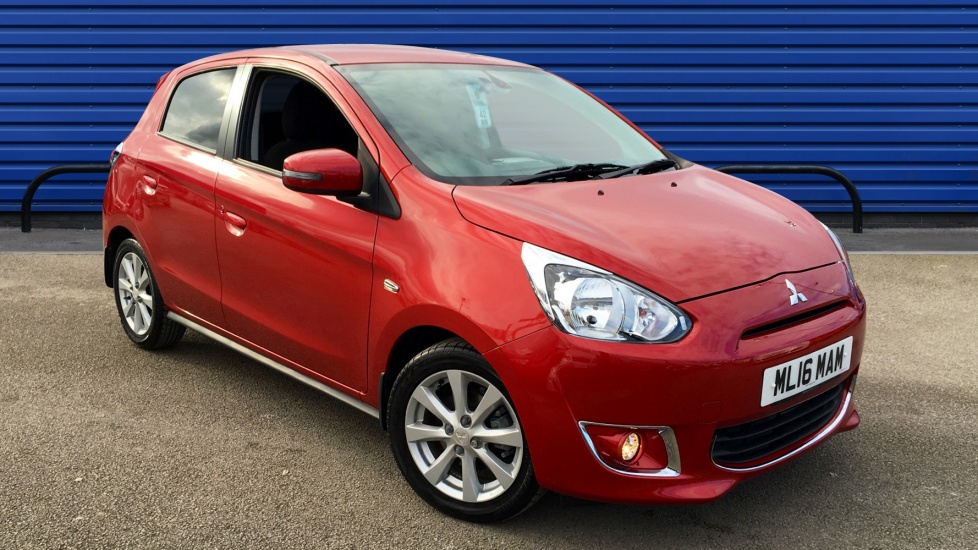 Used Mitsubishi MIRAGE Hatchback 1.2 Attivo 5dr (start/stop)